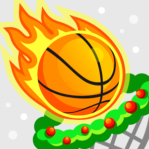 دانلود Dunk Shot 1.4.6 - بازی جدید پرتاب توپ اندروید