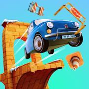 دانلود Elite Bridge Builder- Mobile Fun Construction Game 1.1.3 - بازی جالب پل سازی برای اندروید
