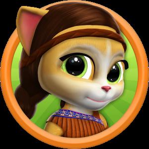 دانلود Emma The Cat - Virtual Pet 2.5 - بازی سرگرم کننده گربه اما اندروید