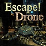 دانلود Escape! Drone 1.1 - بازی پازلی فرار از اتاق برای اندروید