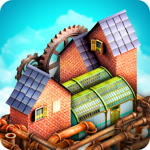 دانلود Escape Machine City 1.63 - بازی پازلی فرار از شهر ماشین اندروید