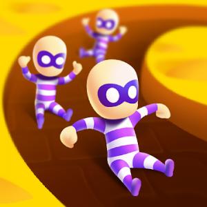 دانلود Escape Masters 1.5.2 – بازی آرکید استادان فرار از زندان اندروید
