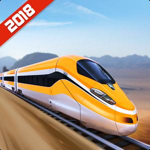 دانلود Euro Train Driver 3D: Russian Driving Simulator 1.5 - بازی شبیه سازی مدیریت قطار اندروید