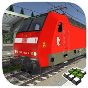 دانلود Euro Train Simulator 2 1.0.5.6 - بازی شبیه سازی قطار اندروید