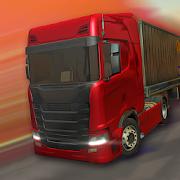دانلود Euro Truck Driver 2018 3.5 - بازی شبیه سازی رانندگی کامیون اندروید