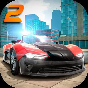 دانلود Extreme Car Driving Simulator 2 v1.4.0 - بازی ماشین سواری آفرود اندروید