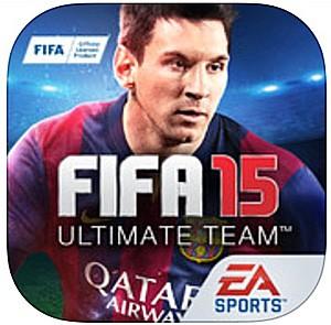 FIFA 15 Ultimate Team 1.7.0 - دانلود بازی فیفا 15 اندروید + دیتا