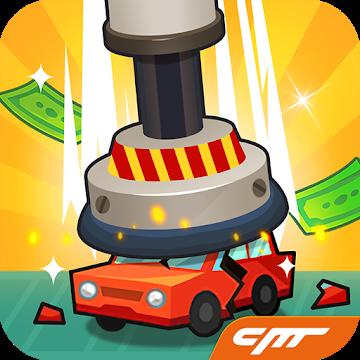 دانلود Factory Inc v2.3.20 - بازی سرگرم کننده کارخانه داری اندروید