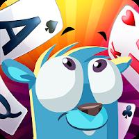 دانلود Fairway Solitaire Blast 2.8.33 - بازی کارتی خلاقانه برای اندروید