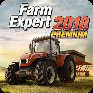 دانلود Farm Expert 2018 Premium 1.01 – بازی مزرعه داری 2018 اندروید