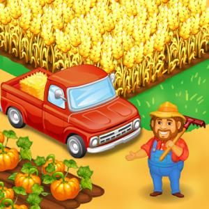 دانلود Farm Town™: Happy Day 3.47 - بازی شهر مزرعه برای اندروید