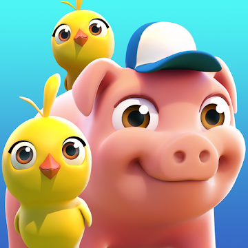 دانلود FarmVille 3 – Animals 1.7.14522 – بازی مزرعه داری آنلاین اندروید