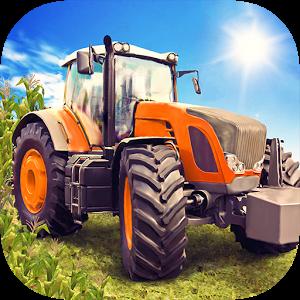 Farming PRO 2016 1.1.0.9 - بازی مزرعه داری سه بعدی اندروید + دیتا