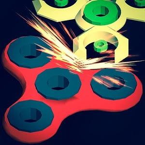 دانلود Fidget Spinner Battle 3.0.0 - بازی اسپینری آنلاین اندروید