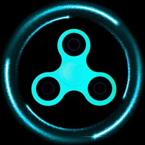 دانلود 1.4 Fidget spinner simulator - بازی سرگرم کننده و متفاوت اسپینر اندروید