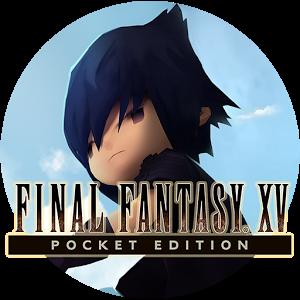 دانلود Final Fantasy XV Pocket Edition 1.0.2.241 - بازی فاینال فانتزی اندروید