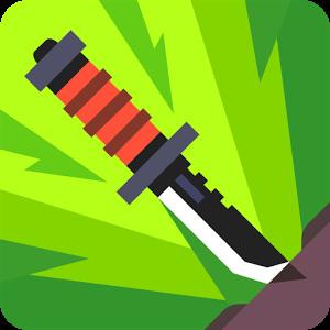 دانلود Flippy Knife 1.9.8 – بازی سرگرم کننده پرتاب چاقو اندروید