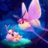 دانلود Flutter: Starlight Sanctuary 2.043 - بازی تفننی جمع آوری پروانه ها اندروید