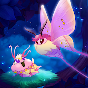 دانلود Flutter: Starlight Sanctuary 2.081 - بازی تفننی جمع آوری پروانه ها اندروید