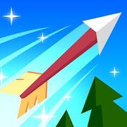 دانلود Flying Arrow 4.6.2 - بازی رقابتی فلش پرنده اندروید