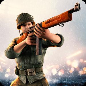 دانلود Frontline World War II Battle 1.0 - بازی جدید جنگ جهانی دوم اندروید