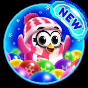 دانلود Frozen Pop 1.6 - بازی جذاب پرتاب گوی های رنگی اندروید
