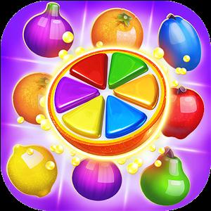 دانلود Fruit Land 1.378.0 - بازی پازلی سرزمین میوه اندروید
