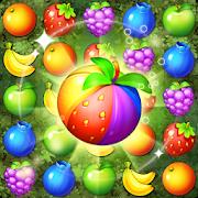 دانلود Fruits Forest : Rainbow Apple 1.7.3 - بازی پازلی جنگل میوه اندروید