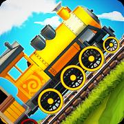 دانلود Fun Kids Train Racing Games 3.56 - بازی قطار برای کودکان اندروید
