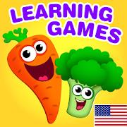 دانلود Funny Food 2.4.0.5 - بازی آموزشی برای کودکان اندروید