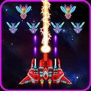 دانلود Galaxy Attack: Alien Shooter 33.1 – بازی آرکید نبرد کهکشان اندروید