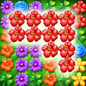 دانلود Garden Flowers Blossom 1.1 - بازی سرگرم کننده باغ گل اندروید