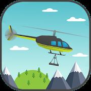 دانلود Go Helicopter 2.8 - بازی سرگرم کننده پرواز با هلی کوپتر اندروید