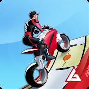 دانلود 1.9.9 Gravity Rider Space Bike Racing Game Online - بازی دوچرخه سواری آنلاین اندروید