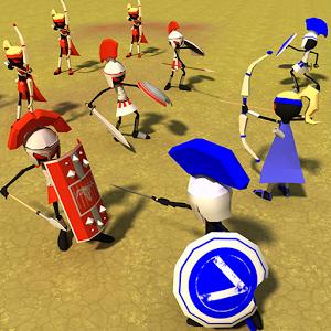 دانلود Greek Warriors : Castle Defence 5.0 - بازی دفاع از قلعه اندروید