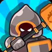دانلود Grow Tower: Castle Defender TD 1.7.80 - بازی استراتژیکی مدافع قلعه اندروید
