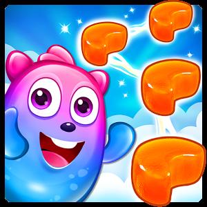 دانلود Gummy Paradise 1.4.7 – بازی پازلی بهشت جادویی اندروید
