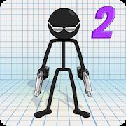 دانلود Gun Fu: Stickman 2 v1.29.0 - بازی آدمک تیرانداز برای اندروید