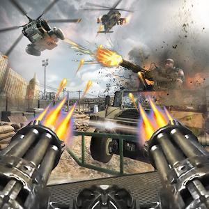 دانلود Gunner Battle City 1.0.6.3 - بازی اکشن تفنگداران اندروید