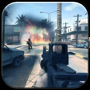 دانلود Gunner Battle Commando Attack 5.58 - بازی تفنگی بدون دیتا برای اندروید