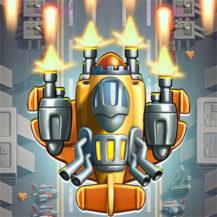 دانلود HAWK – Force of an Arcade Shooter 32.0.23538 - بازی هوایی جنگی برای اندروید