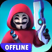 دانلود Heroes Strike Offline 84 – بازی اکشن حمله قهرمانان اندروید