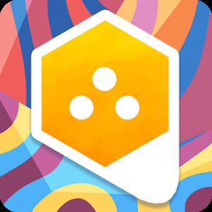 دانلود Hexologic 2.1 - بازی پازلی و فکری شش ضلعی اندروید