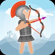 دانلود High Archer – Archery Game 1.5.2 - بازی اکشن پرتاب تیر اندروید