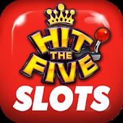 دانلود Hit the 5 Casino - Free Slots 1.0.47 - بازی تفننی جالب برای اندروید