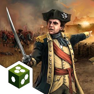 دانلود Hold the Line: The American Revolution 1.0 - بازی استراتژیکی انقلاب آمریکا اندروید