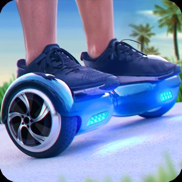دانلود Hoverboard Surfers 3D 1.8 - بازی هاور برد برای اندروید