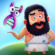 دانلود Human Evolution Clicker Game: Rise of Mankind 1.8.5 - بازی تکامل بشریت اندروید