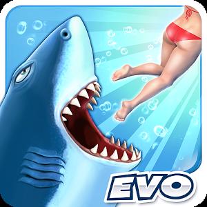 دانلود Hungry Shark Evolution 8.0.0 - بازی کوسه گرسنه اندروید