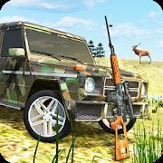 دانلود Hunting Simulator 4x4 v1.24 - بازی شبیه ساز شکار حیوانات اندروید